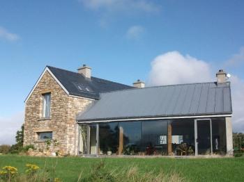 Sligo Leitrim House 1 South Elevation LH1