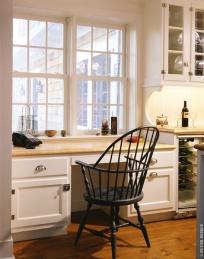 kitchen desk Hampton House