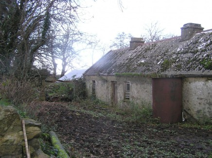 Original Cottage from Front