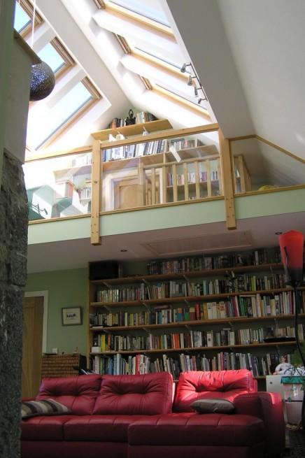 Loft at Living Room