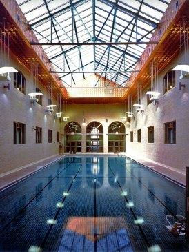 Metropolitian Swimming Pool Brooklyn